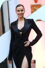 Irina Shayk - 'Scandal by Jean-Paul Gaultier' Party in Paris