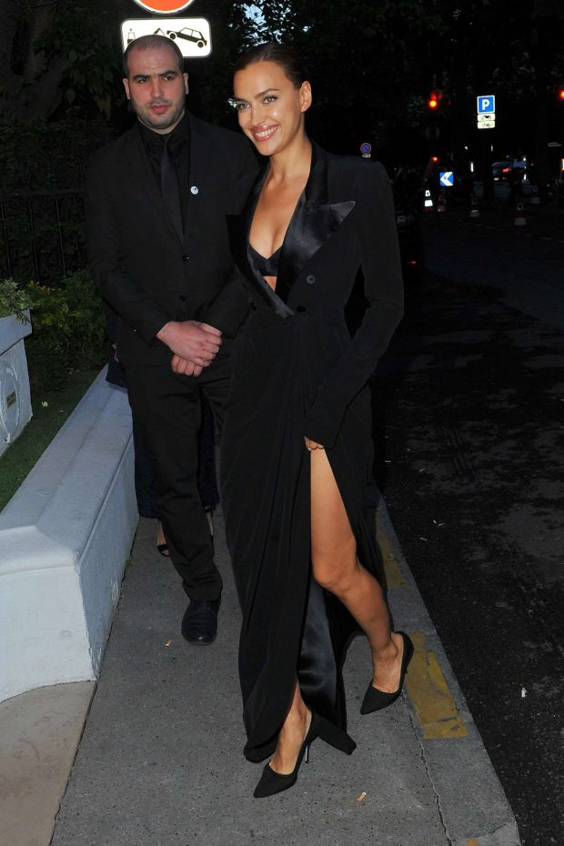 Irina Shayk: Scandal by Jean-Paul Gaultier Party -03