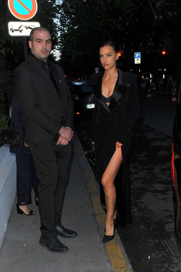 Irina Shayk: Scandal by Jean-Paul Gaultier Party -04
