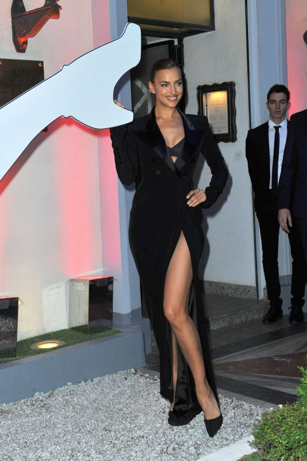 Irina Shayk: Scandal by Jean-Paul Gaultier Party -06