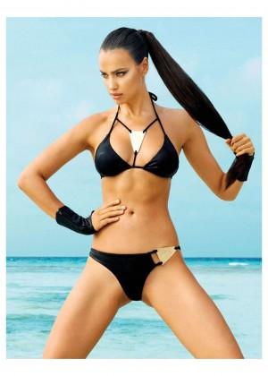 Irina Shayk - Selfie Magazine Swimsuit (May 2015)