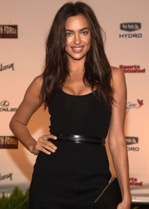 Irina Shayk - SI 2015 Swimsuit Takes Over the Schermerhorn Symphony Center in Nashville