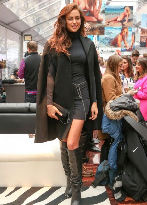 "Irina Shayk - Sports Illustrated ""Swim City"" Event in NY"