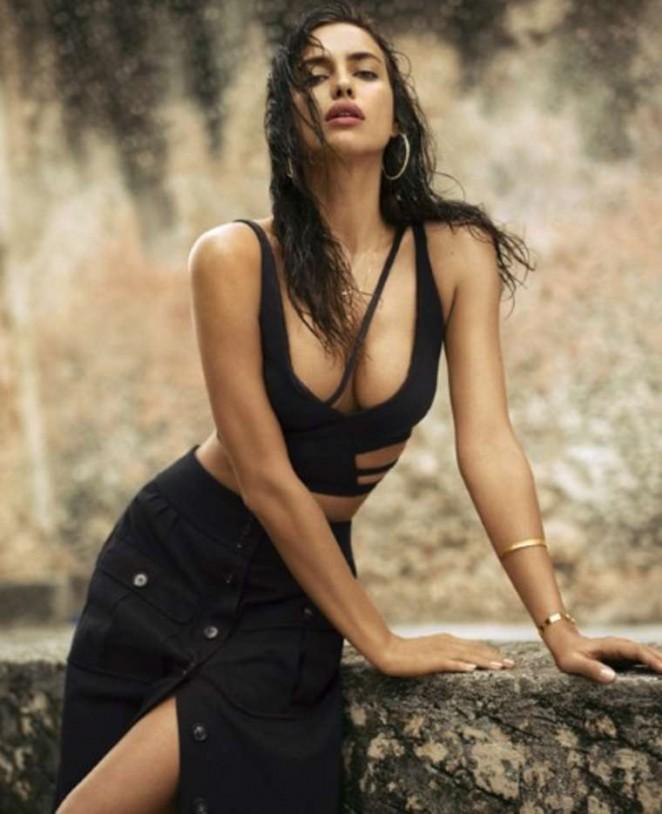 Irina Shayk - Telegraph Magazine (May 2015)