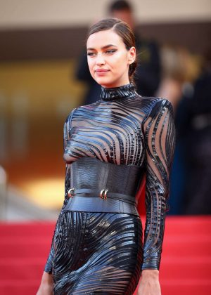 Irina Shayk - 'The Beguiled' Premiere at 70th Cannes Film Festival