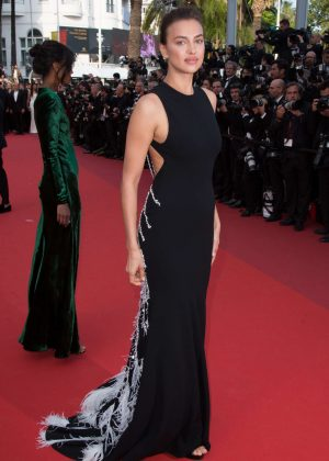 Irina Shayk - 'The Unknown Girl' Premiere at 2016 Cannes Film Festival