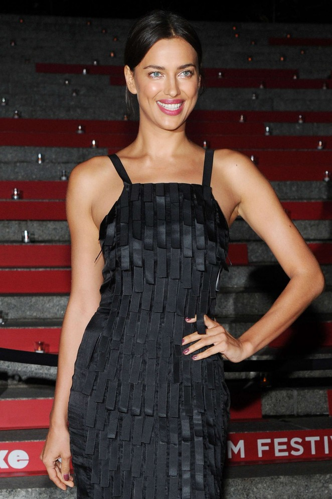 Irina Shayk - Vanity Fair Party: 2015 Tribeca Film Festival in NYC