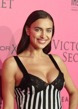 Irina Shayk - Victoria's Secret Fashion Show 2016 After Party in Paris
