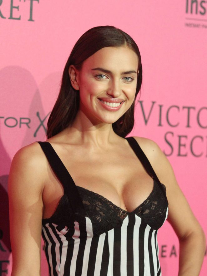 Irina Shayk – Victoria's Secret Fashion Show 2016 After Party in Paris