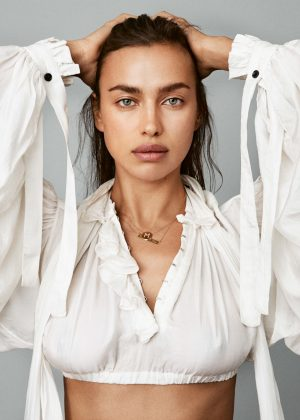 Irina Shayk - Vogue Germany Magazine (April 2018)