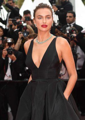 Irina Shayk - 'Yomeddine' Premiere at 2018 Cannes Film Festival