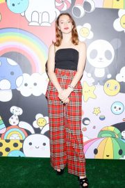 Iris Apatow - alice + olivia by Stacey Bendet x FriendsWithYou Collection in Hollywood