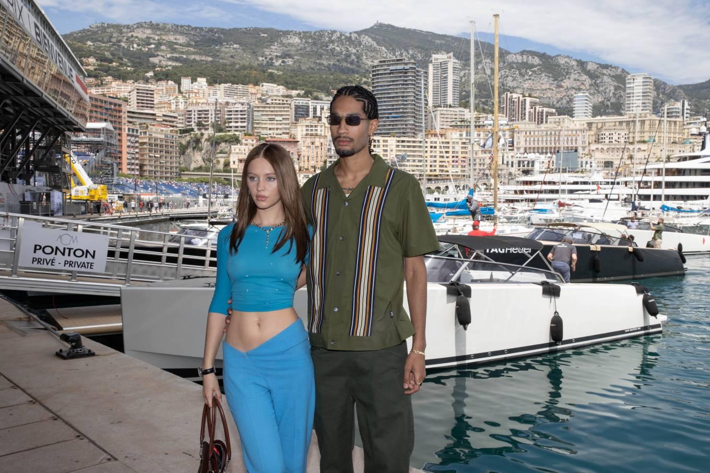 Iris Law 2021 : Iris Law – Attends 2021 Formula 1 Grand Prix of Monaco-12