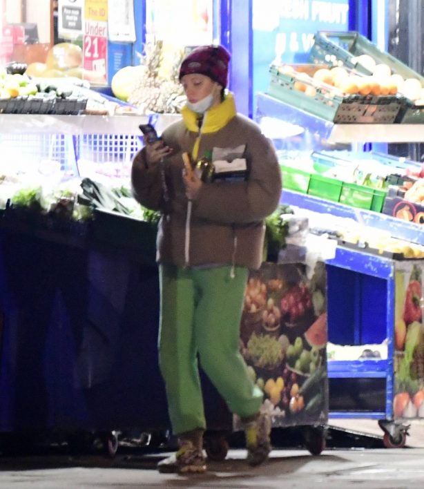 Iris Law - Buy some groceries out in North London