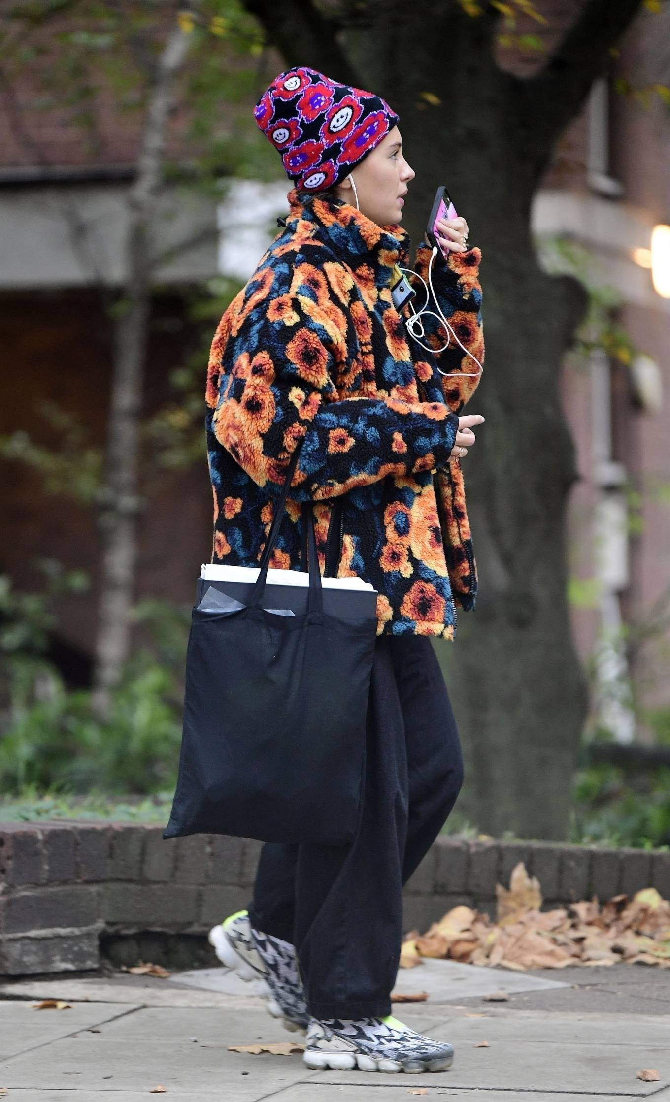 Iris Law - Out and about in North London