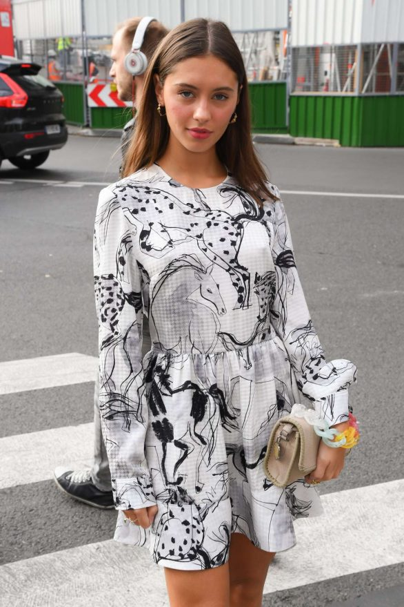 Iris Law - Stella McCartney Fashion Show SS 2020 at Paris Fashion Week