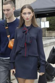 Iris Law - Valentino Womenswear SS 2020 Show at Paris Fashion Week