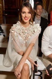 Iris Mittenaere - 2019 Paris Fashion Week - Stephane Rolland Haute Couture FW 19-20