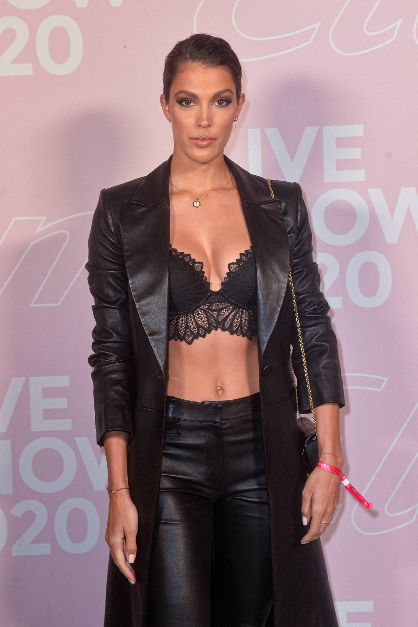 Iris Mittenaere 2020 : Iris Mittenaere – Etam show at Paris Fashion Week 2020-05