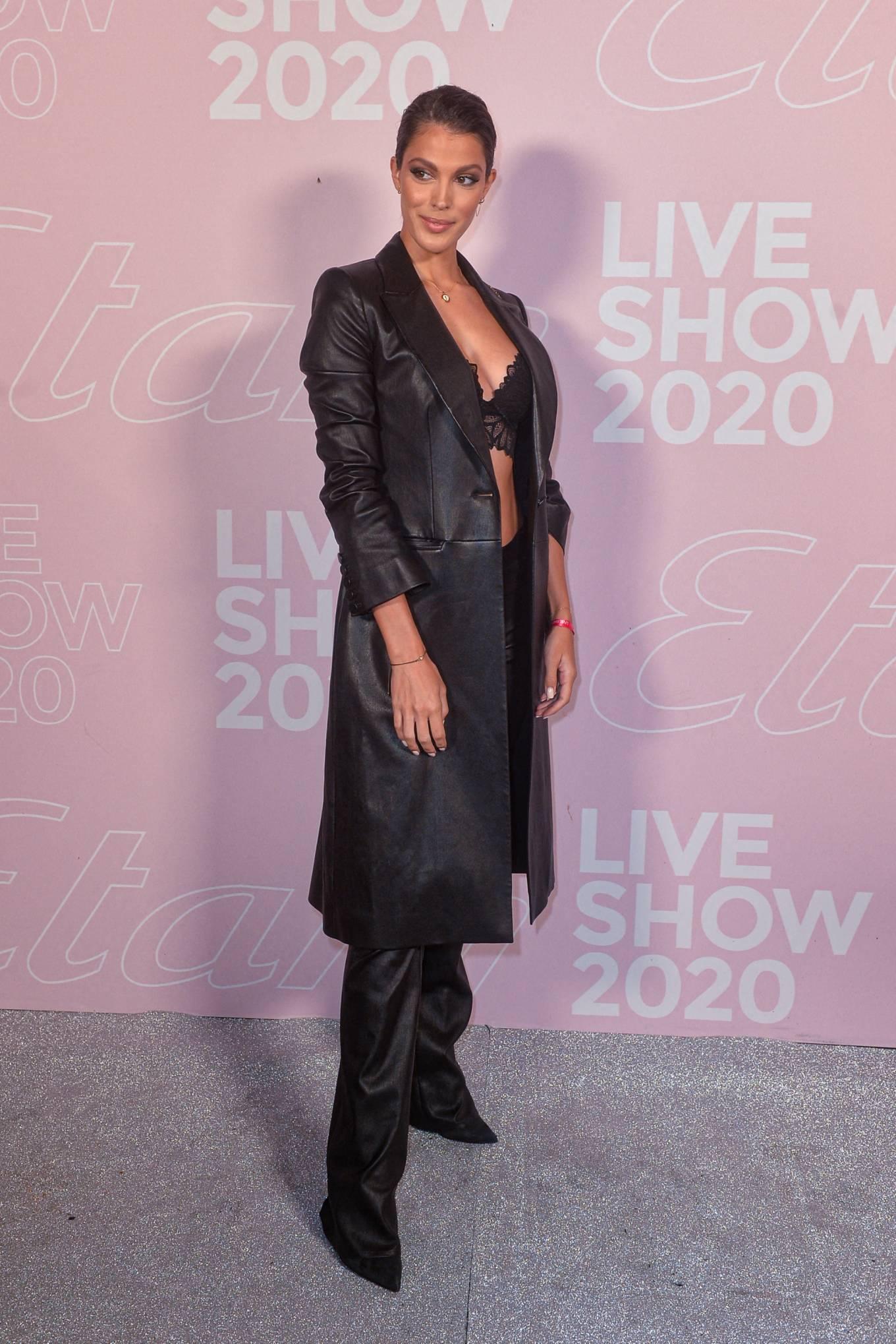 Iris Mittenaere Etam Show At Paris Fashion Week 2020 06 Gotceleb