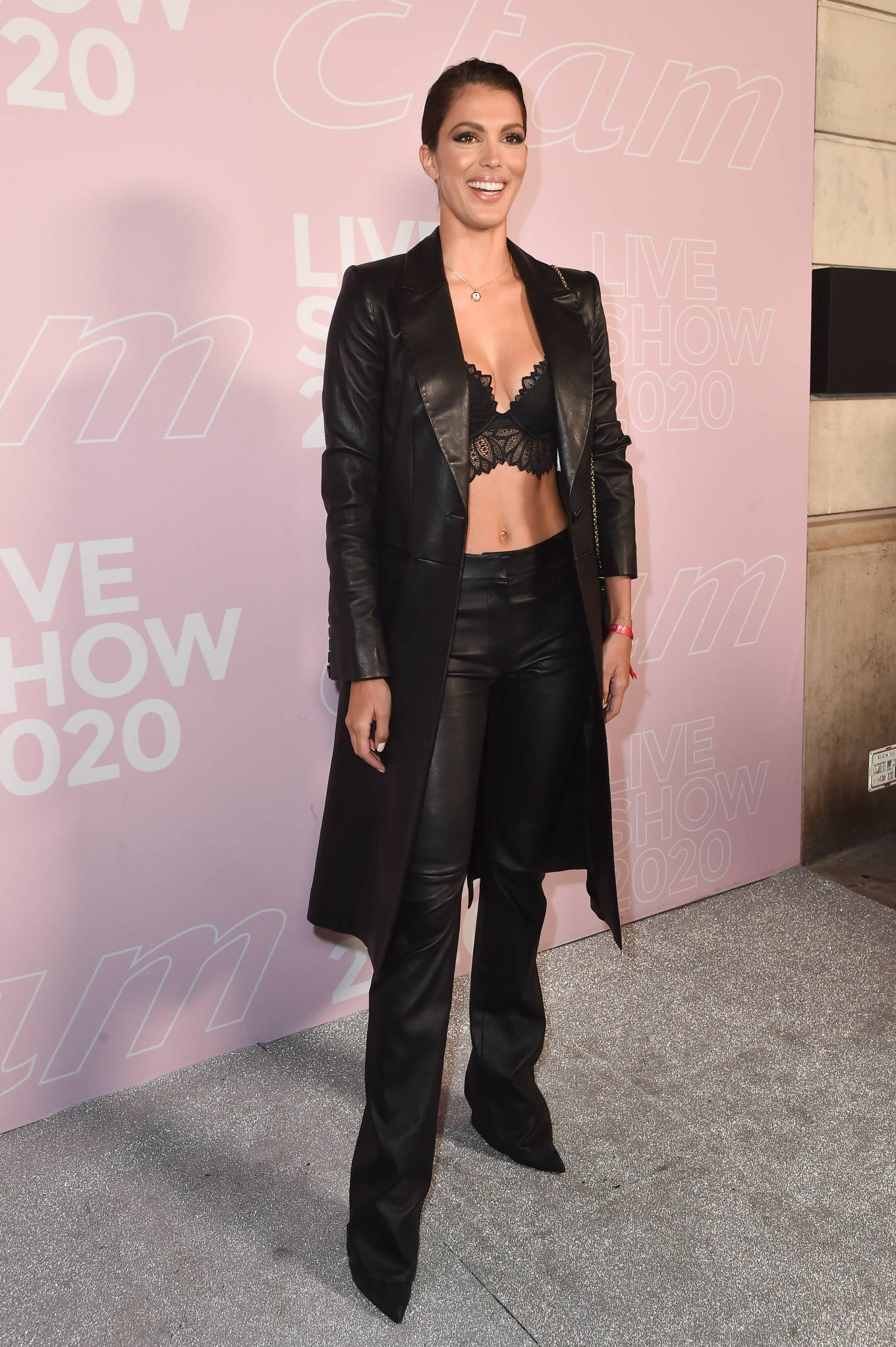 Iris Mittenaere 2020 : Iris Mittenaere – Etam show at Paris Fashion Week 2020-13