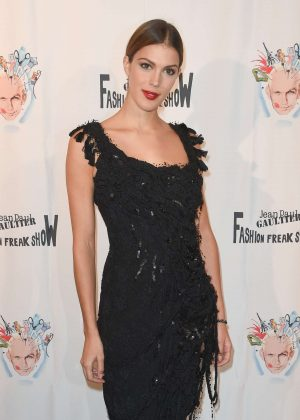 Iris Mittenaere - Fashion Freak Show in Paris