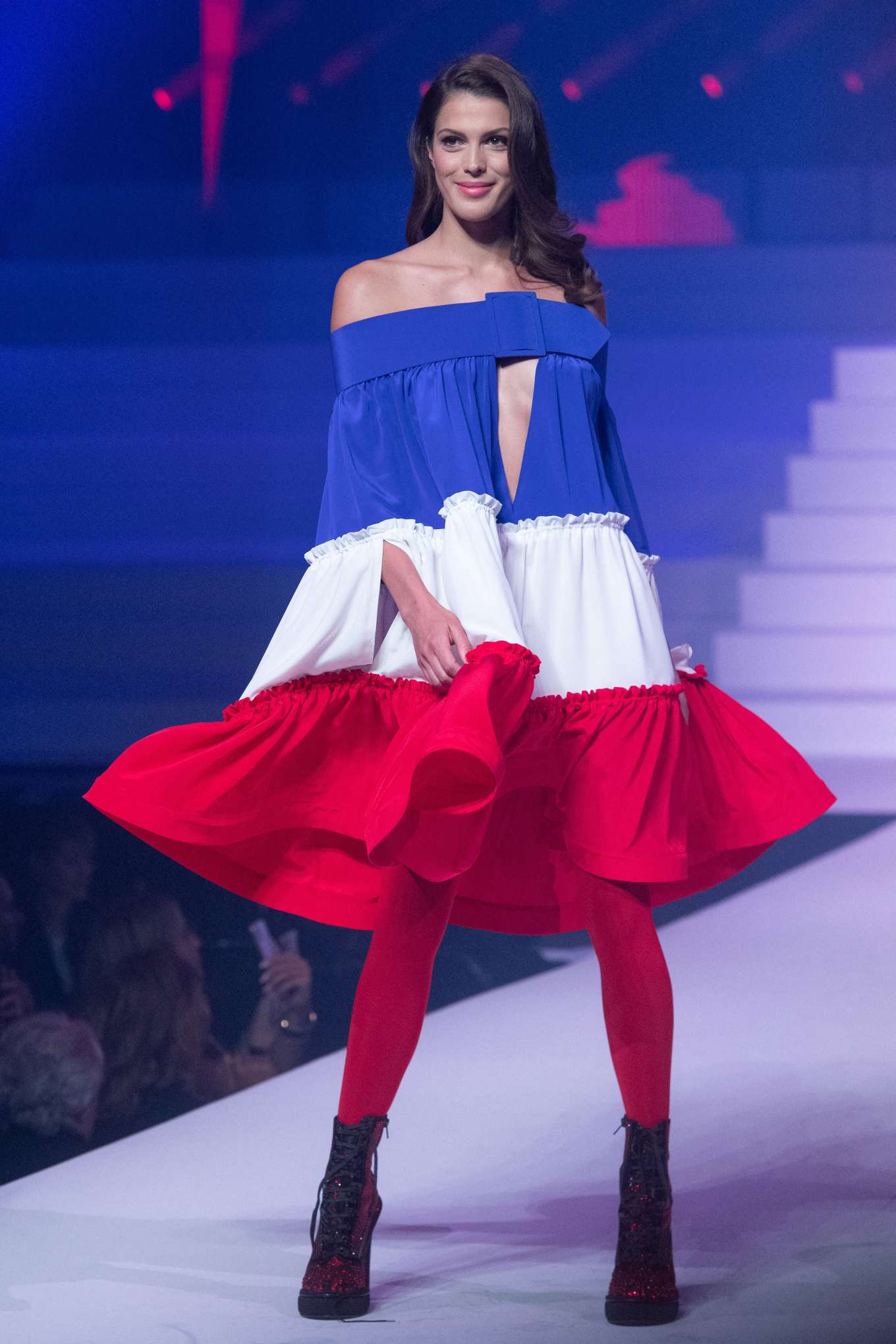 Iris Mittenaere 2020 : Iris Mittenaere – Jean-Paul Gaultier Runway Show in Paris-11