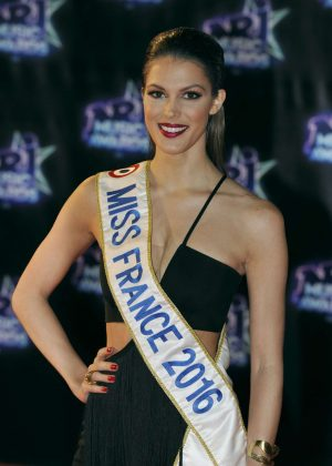 Iris Mittenaere - NRJ Music Awards 2016 in Cannes