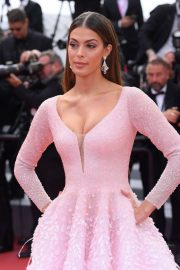 Iris Mittenaere - 'Oh Mercy!' Premiere at 2019 Cannes Film Festival