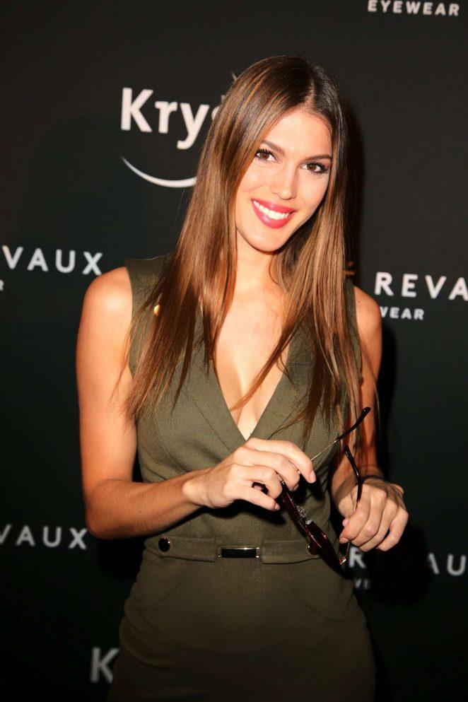 Iris Mittenaere - Prive Revaux Eyewear By Krys Party in Paris