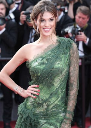 Iris Mittenaere - 'The Beguiled' Premiere at 70th Cannes Film Festival