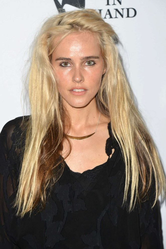 Isabel Lucas – 10th Anniversary Heath Ledger Scholarship in Los Angeles