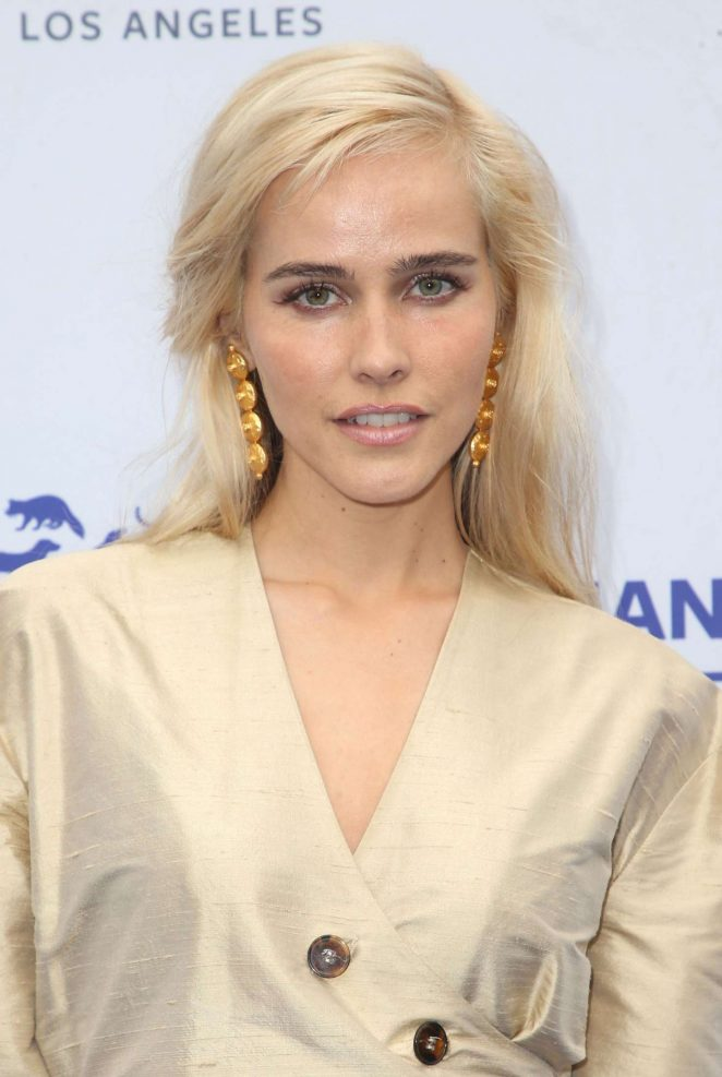 Isabel Lucas – 2018 Humane Society Of The United States To The Rescue Gala in LA