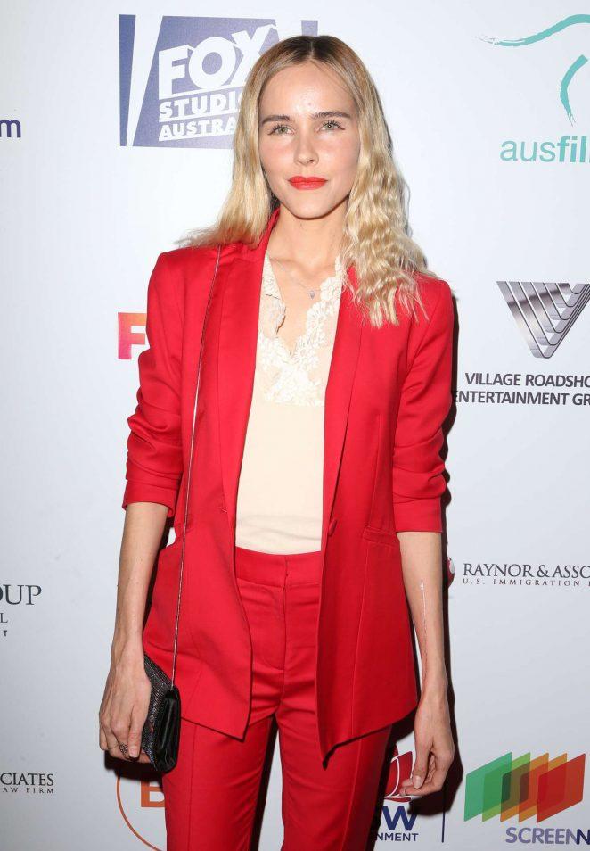 Isabel Lucas – Australians in Film's 2016 Awards Gala in LA