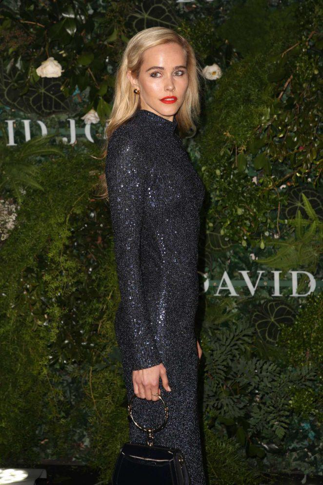 Isabel Lucas – David Jones Spring Summer 2018 Fashion Show in Sydney