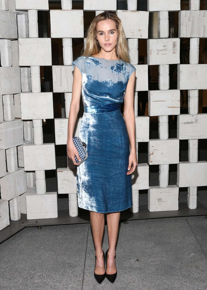 Isabel Lucas: Hammer Museums 14th annual Gala In The ...