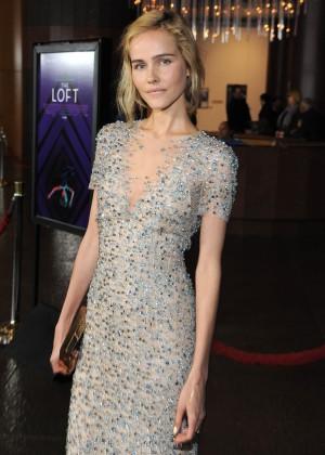 "Isabel Lucas - ""The Loft"" Screening in Los Angeles"