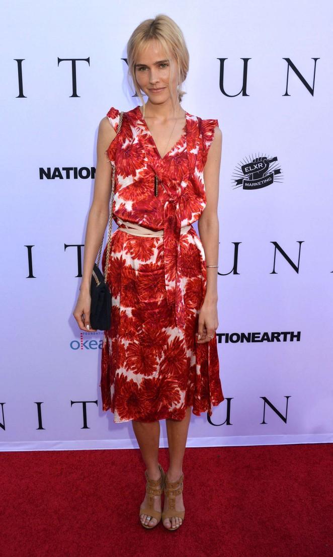 Isabel Lucas - 'Unity' Premiere in LA