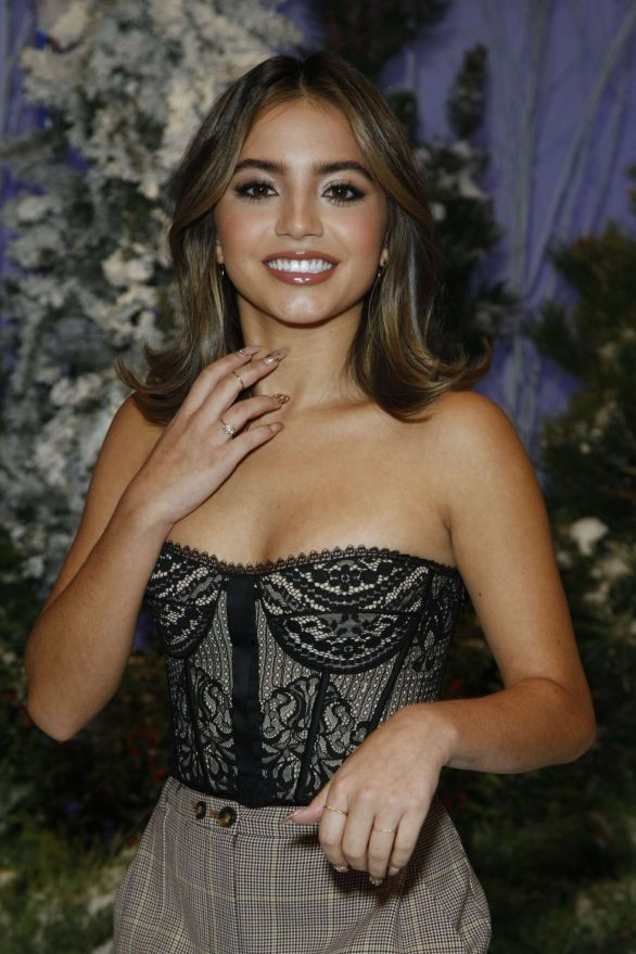 Isabela Merced - 'Let It Snow' photocall in Beverly Hills