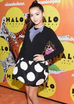 Isabela Moner - 2015 Nickelodeon HALO Awards in NYC