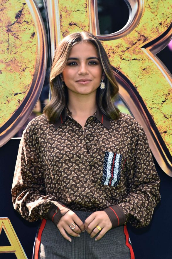 Isabela Moner - 'Dora and the Lost City of Gold' Premiere in Mexico City