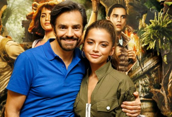 Isabela Moner - 'Dora and the Lost City of Gold' Screening in Washington