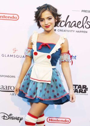 Isabela Moner - Dream Halloween 2017 Costume Party in LA