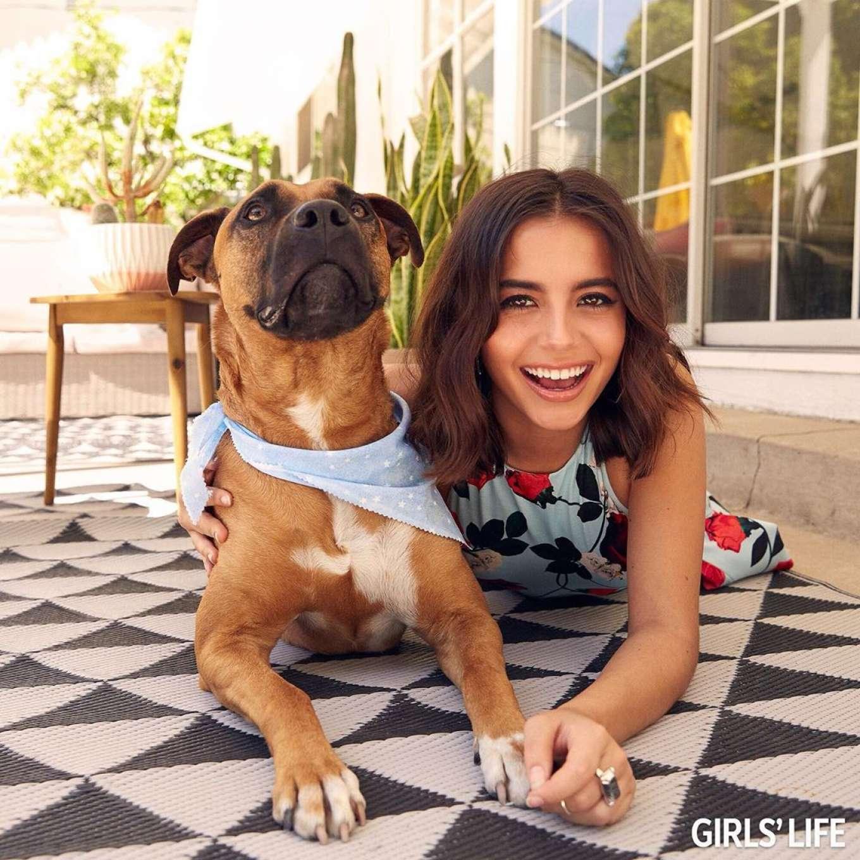 Isabela Moner 2019 : Isabela Moner: Girls Life Magazine 2019 adds-11