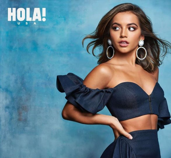 Isabela Moner - Hola! US Magazine (October 2019)