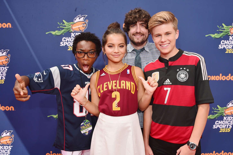 Isabela Moner 2015 : Isabela Moner: 2015 Nickelodeons Kids Choice Sports Awards -05