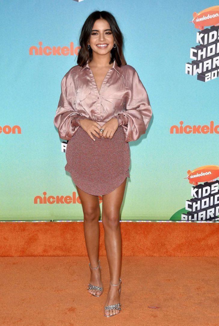 Isabela Moner 2019 : Isabela Moner: Nickelodeon's Kids' Choice Awards 2019 -05