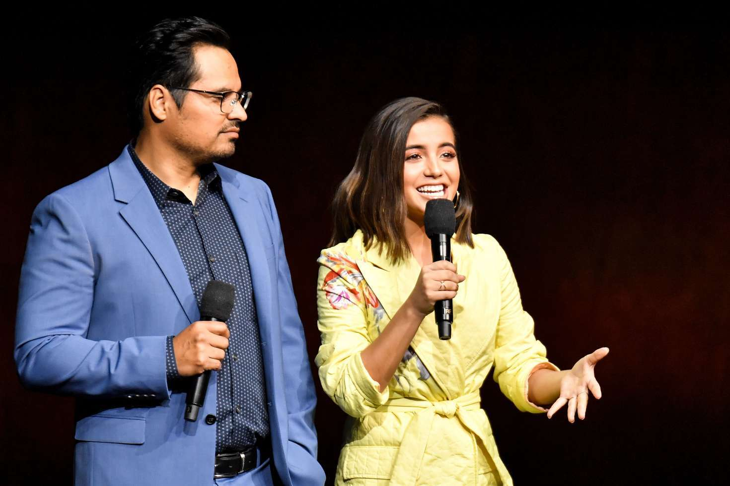 Isabela Moner: Paramount Pictures Presentation at CinemaCon 2019 -01