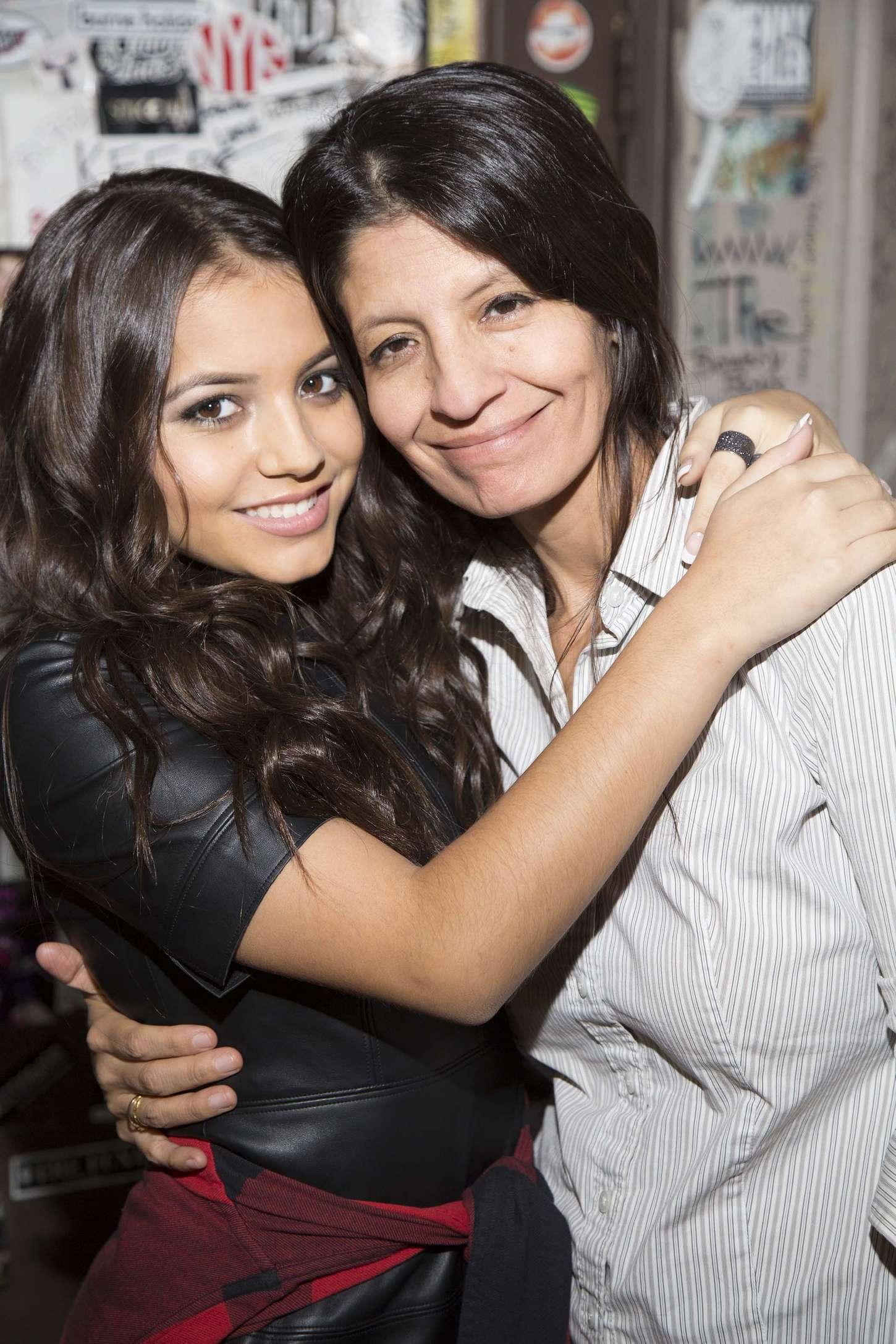 Isabela Moner 2015 : Isabela Moner: Stopping Time Album Launch Party -06
