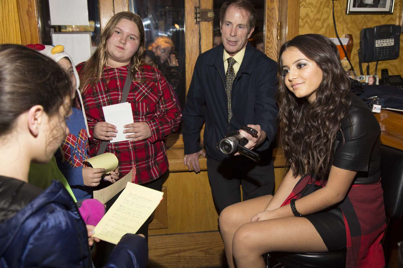 Isabela Moner 2015 : Isabela Moner: Stopping Time Album Launch Party -12